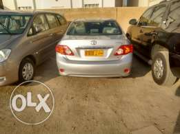 Single driven,maintained by Toyota service center four tyres two month