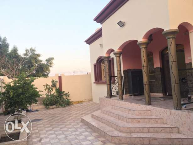 5 rooms house for rent sohar صحار -  7
