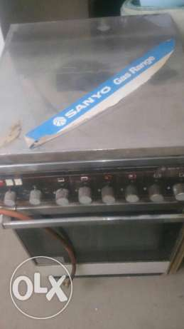 Cooking range Sanyo