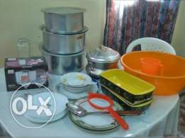5 omr Kitchen items