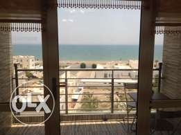 Beach view 2BHK fully furnished apartment FOR RENT in North Al-Hail