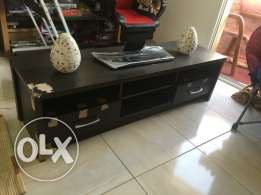 tv stand very good condition excellent wood