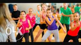 Dance teacher forkids