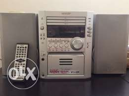 stereo Sharp Video CD,3 DISC,MP3,Video CD Micro System
