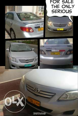 Toyota Corolla full option special order for sale