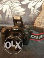 Canon 70D with 50mm