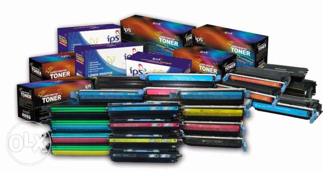 Toners and Cartridges All kind Compatable