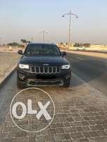 Jeep Grand Cherokee-Limited, almost brand new