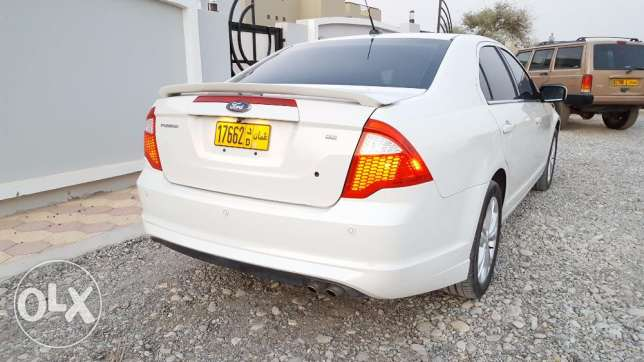 Ford Fusion 2012 for sale 2500 RO مسقط -  5