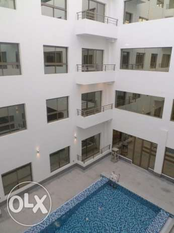 1 BR Luxury Brand New Flat in Qurum