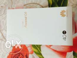 HUAWEI G6 for sale with box
