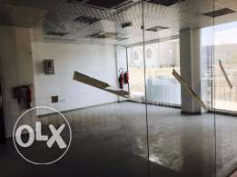 Different Size !!Showroom for rent in Al Ghubrah Nr.Al Raffah Hospital