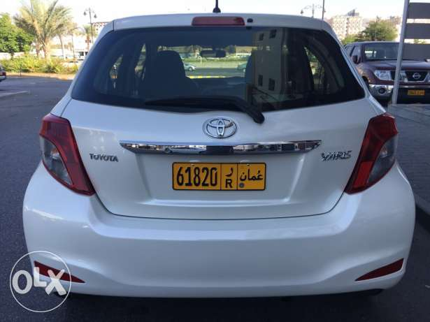 Toyota Yaris hatch back 2013 مسقط -  4