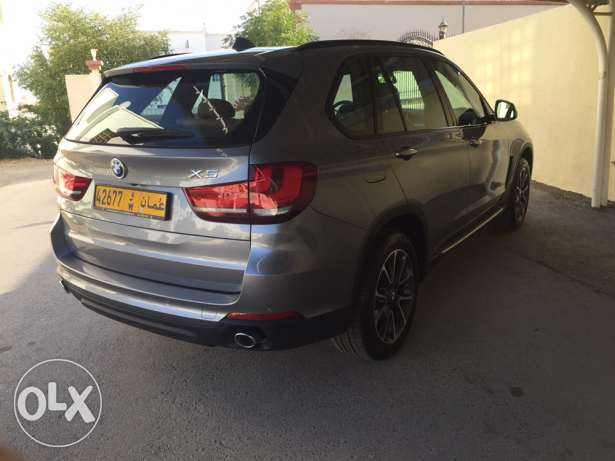 BMW X5 - 2016 - 5 years international warranty مسقط -  3