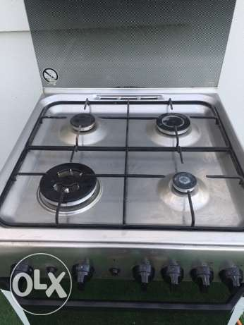 Indesit cooker and oven