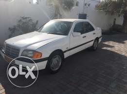 mercedes c180 class clean with registration one year