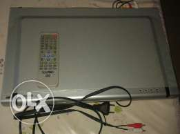Dvd player in good condition at al hail south