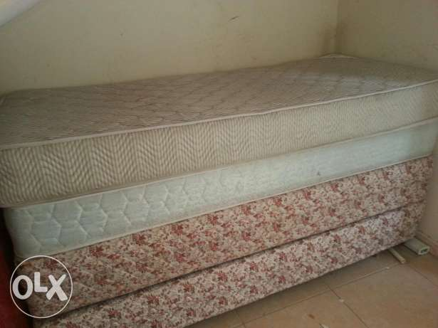 Bed for urgent sale