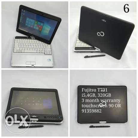 Uses laptops for sell, all with warranty