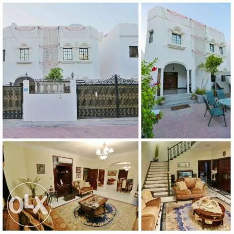 Villa for sale in Shatti Al Qurum district in Muscat