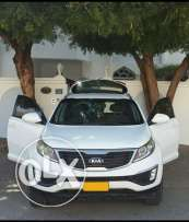 Kia 2013 Sportage 56000 km, Lady used, service in company, very clean