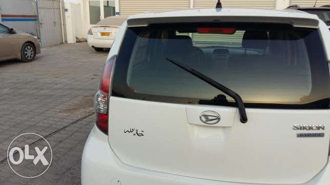 Daihatsu sition Model 2010 full auto 1.3cc السيب -  1