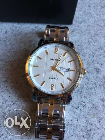 Price Reduced - Original used XETEX Watch for Sale مسقط -  3