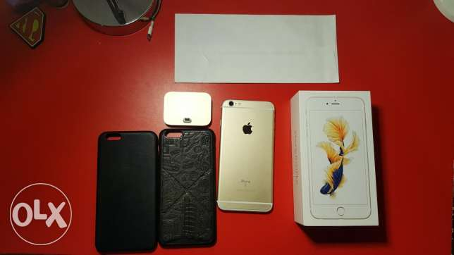 iPhone 6s Plus For Sale with Accessories