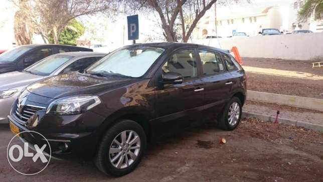 One year old neat & clean Renault Koleos 4wd-Urgent Sale مسقط -  2