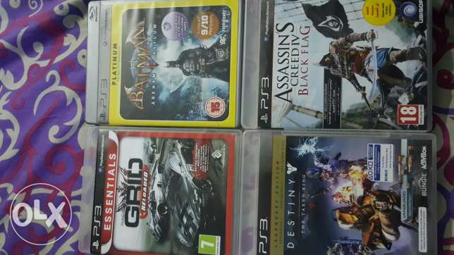 Ps3 games for quick sale مسقط -  1
