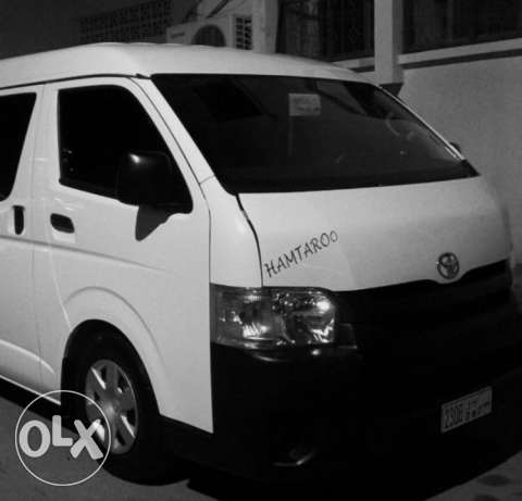 Toyota Bus ( haise ) for sale