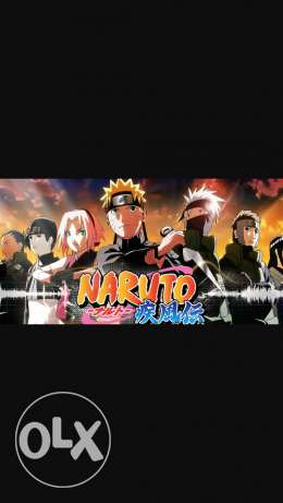 Naruto and Naruto shipudden all movies songs and wallpaper