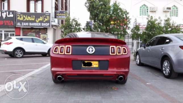 2014 Ford Mustang V6 ,50000 KM only, ROUSH EXHAUST. مسقط -  3