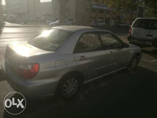 2003 subaru well maintained car