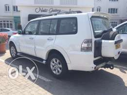 Pajero 350, 4 wheel car 2014