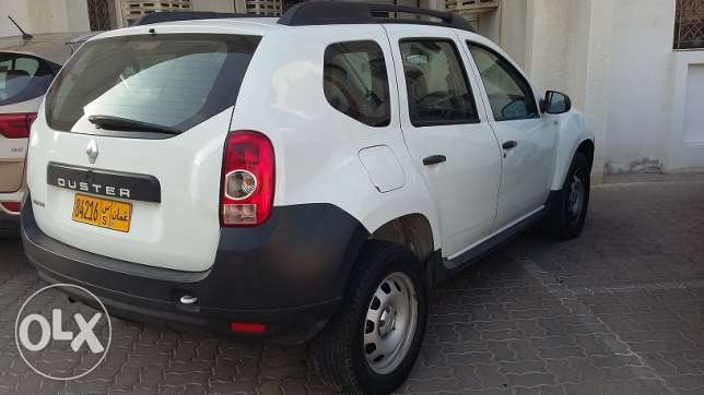 Renault duster 2013 model fully auto - clean & neat مسقط -  2