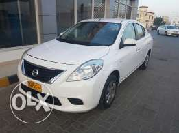nissan sunny model 2014 like new free accident full auto