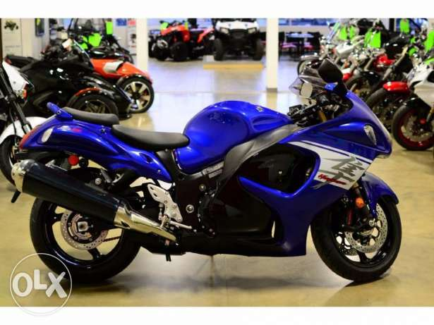 2017 suzuki hayabusa for sale