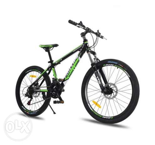 Phillips SGT Mountain bike for sale (Lime Green)
