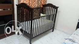 Junior baby bed