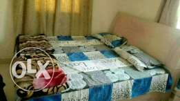 Fully Furnished Room in Ruwi Prime Location available for Ex .bachelor
