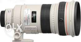 PRICE CUT!! Canon EF300mm F 2.8L II IS USM - NEW For SALE!!