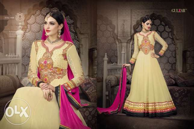 Gulzar Anarkali Dress
