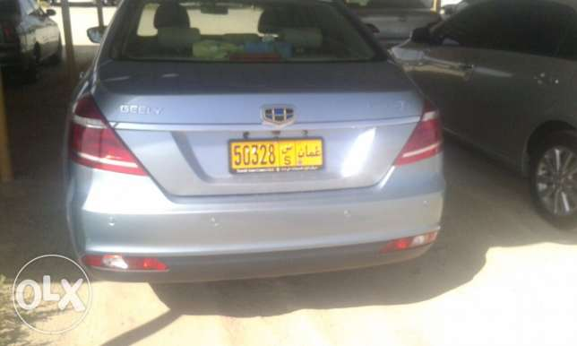 geely for sell نزوى -  5