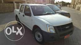 Isuzu double cab pickup for sale