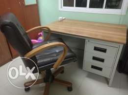 Office Table & Chair