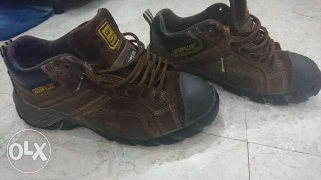 Safety shoe with good condition