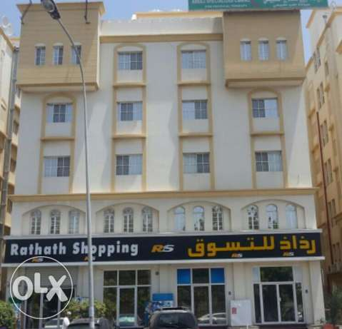 Full building with 20 flats for rent near Indian School Ghobra مسقط -  2