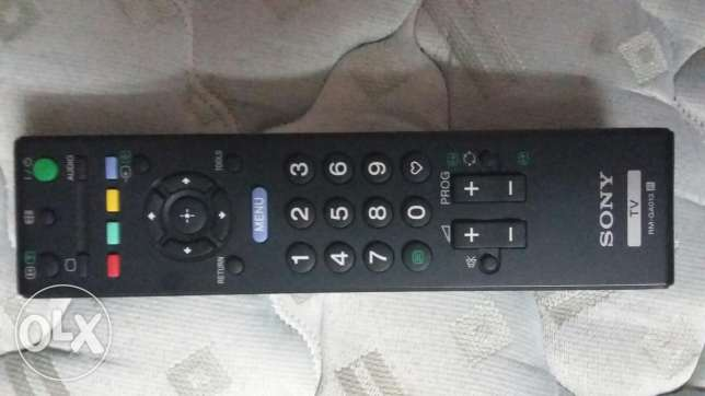 Sony LCD tv in good condition with wall bracket . Location muscat . مسقط -  6