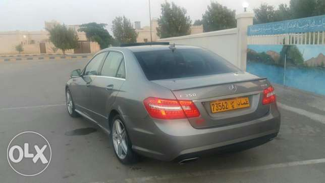 Mercedes E 350 very clean model 2011 بوشر -  2